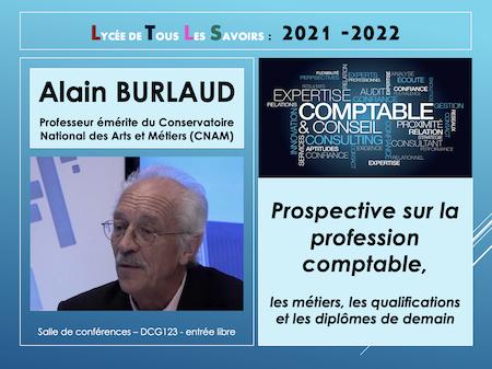 LTLS Alain Burlaud