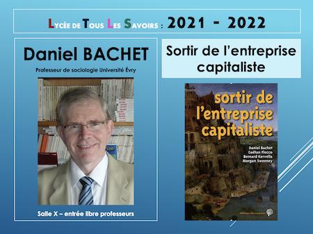 LTLS Daniel Bachet