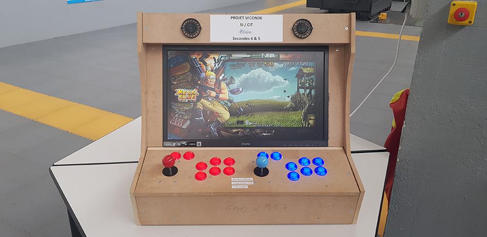 Option SI-CIT jeu d'Arcade